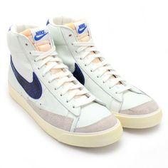 NIKE BLAZER MID 77 PRM VNTG [Rakuten] [Vintage] Nike Blazer Mid Premium 77 SAIL / PINK FORCE-PINK FORCE 12HO-S] [2010 [2012] New: atmos-tokyo ($100-200) - Svpply
