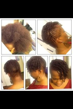 Crochet Braids Tampa Fl : ... on Pinterest Cornrows, Crochet braids and Natural hair updo