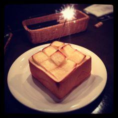 鉢パンアイス