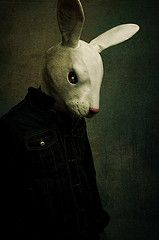 Mask. Rabbit.