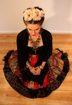 frida 5 by What I Wore, via Flickr
