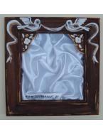 Στεφανοθήκη Περιστέρια Decor, Home Decor, Frame, Vintage