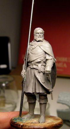 Rafa Coll Blog: Teutonic Knight XIV c. por Pedro Fernández