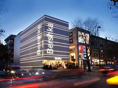 porcelanosa- Bershka Grupo Inditex (Estambul - Turkia)
