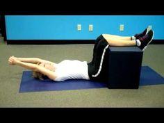 Egoscue - Exercises for low back pain - YouTube