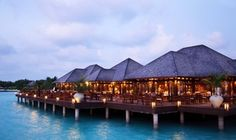 Olhuveli Beach & Spa Resort | Best Resort Maldives