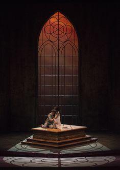 Romeo y Julieta. Funciones entre el 20 y 30 de julio. Foto: Patricio Melo