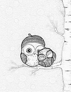 my favorite animal Owl Templates, Drawing Templates, Butterfly Coloring Page, Owl Always Love You, Little Owl, Color Activities, Wise Owl, Heart For Kids, Owl Art
