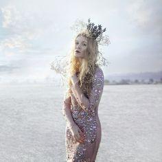 Photographer: Bella Kotak / Model: Lulu Lockhart