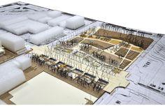 INDIANAPOLIS ART PARK Location: Indianapolis, Indiana Client: Buckingham Companies Status: Design Development in Progress Size: 9 Acres