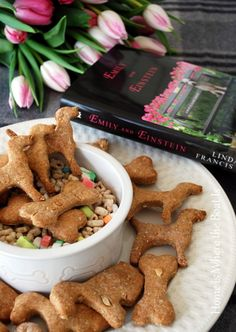 Doggie cookie recipe