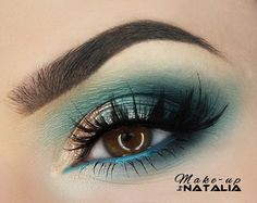 Check out our favorite Gold Mermaid inspired makeup look. Embrace your cosmetic addition at MakeupGeek.com!