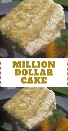 Million Dollar Cake! This rich and buttery Million Dollar Pound Cake has bee. Million Dollar Cake! This rich and buttery Million Dollar Pound Cake has been rotating through Southern kitchens Food Cakes, Cupcake Cakes, Köstliche Desserts, Delicious Desserts, Dessert Recipes, Recipes Dinner, Holiday Recipes, Cake Mix Recipes, Pound Cake Recipes