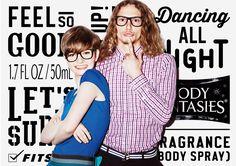 "FITS ""BODY FANTASIES"" 2012-2015 advertising"