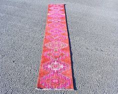 Turkish rug Oushak rug Vintage rug Turkey rug by turkishrugstar Entryway Rug, Hallway Rug, Etsy Vintage, Vintage Rugs, Bohemian Rug, Boho Decor, Rustic Decor, Rustic Rugs, Bath Rugs