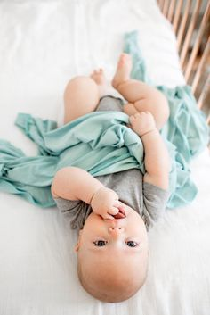 Great for the perfect swaddle or as an all-purpose receiving blanket Large 46'' x 46'' design grows with babies through the toddler years - Polyester / Rayon blend - Perfect mix of premium fabrics to
