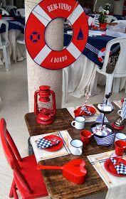 Projetos Inventivos: Festa Navy
