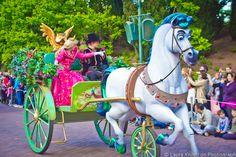 Disney parade Paris