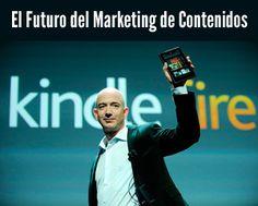 Amazon: El Futuro del Marketing de Contenidos Ya Está Aquí. Post dedicado a Amazon como plataforma de marketing. Descubre porque Amazon es la plataforma de marketing de contenidos del futuro, qué tiene Amazon para ti y qué puedes darle tú para que acelere el crecimiento de tu marca, propague tu mensaje con fuerza y se convierta en una fuente de ingresos pasivos para tu negocio.