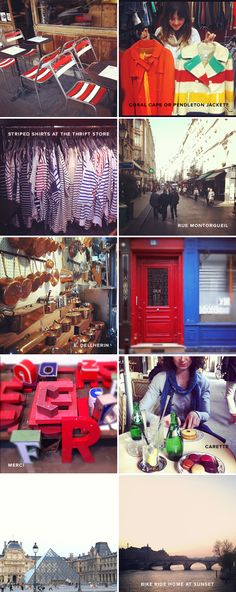 Shopping Paris in 8 Hours | Oh Happy Day! @Sarah Opal Fish ?
