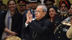 India gave 'fitting reply' with surgical strike: President  #India #SurgicalStrike #PranabMukharjee