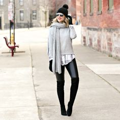 Latest Looks - Penny Pincher Fashion Nyc Fashion, Winter Fashion, Fashion Outfits, Womens Fashion, Fashion Spring, Classy Outfits, Outfits For Teens, Trendy Outfits, Trendy Plus Size Clothing