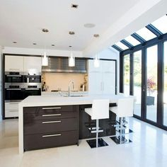 Kitchen extension idea