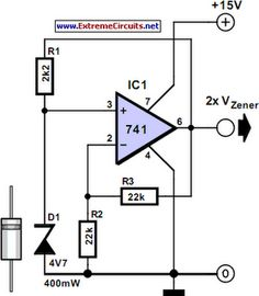 Electronic Tutorial Circuits Schematics Diagrams Hobby Projects ...