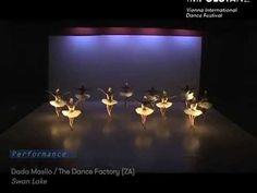 """""""Swan Lake"""" Dada Masilo / The Dance Factory (ZA)"""