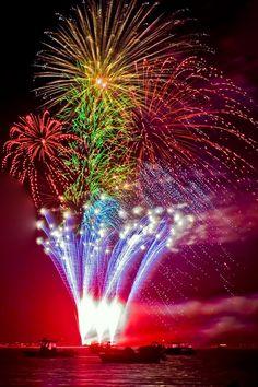 #Fireworks!
