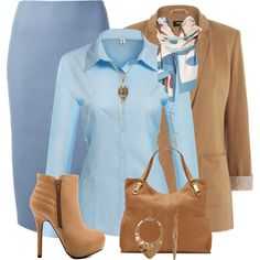 Love this look but maybe the skirt?  Otherwise interchangeable with jeans or pants?