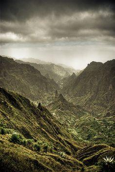 Cape Verde - São Antão