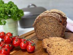 Schwarzbrot - Myfoodstory - kochen & backen mit Thermomix & Produkten von Pampered Chef Pampered Chef, Tricks, Oven, Products, Thermomix