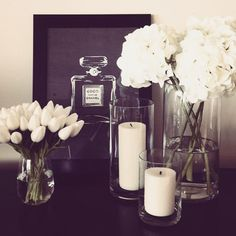 How To Add Warmth With Elegant Candle Displays – Pillar Candles İdeas. Interior Decorating, Interior Design, Decorating Ideas, Decor Ideas, Home And Deco, My New Room, Pillar Candles, White Candles, Candels