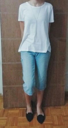 #jeans #look #clothes #white