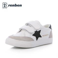 Scarpe per bambini per ragazze ragazzi scarpe in pelle Artificiale 2017 di  autunno della molla nuovi f3eda074c27