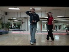 In salsa dancing, the women's kick and slide is a low kick with a pointed toe. Kick and slide in women's salsa dancing with tips from a dance instructor in t...
