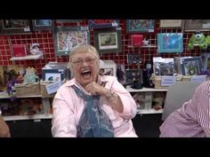 Pat Carroll says what you've allways wanted her to say - YouTube