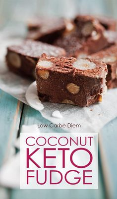 Dairy & gluten-free keto fudge solves salty-sweet cravings. Doubles as a stall-breaker recipe.