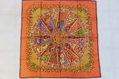 af3151812c95 35 meilleures images du tableau Hermès   Hermes scarves, Silk ...