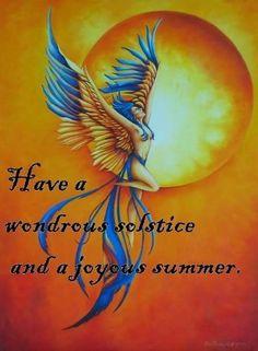 Litha/ Summer Solstice