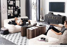 Attic Hangout Room Vsco