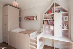 Appartement familial de 80m2 aux Batignolles, Batiik Studio - Côté Maison