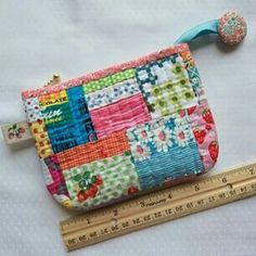 Elnora Chambers adorable pouch for inspiration!
