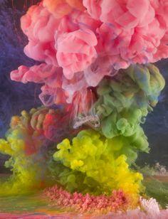 os Achados   Arte   Liquid Magic