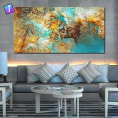 Large Painting, Oil Painting Abstract, Abstract Canvas, Canvas Wall Art, Pour Painting, Canvas Prints, Living Room Canvas, Living Room Paint, Paintings For Living Room