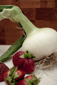 Strawberry Onion from Plant City, FL