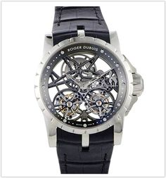 012bf14bc24 Roger Dubuis Excalibur Mechanical-Hand-Wind Male Watch Best Watches For Men