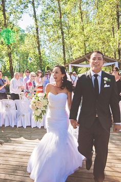 Erica Miller Photography Langley, BC Outdoor Wedding Venue  #redwoodsweddings