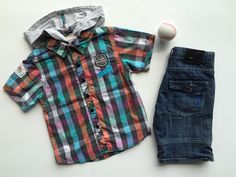 Button Down Shirt, Men Casual, Plaid, School, Mens Tops, Shirts, Women, Fashion, Gingham